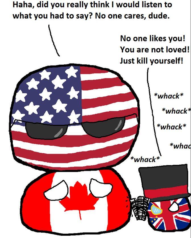 カナダがボコられるよ (7)