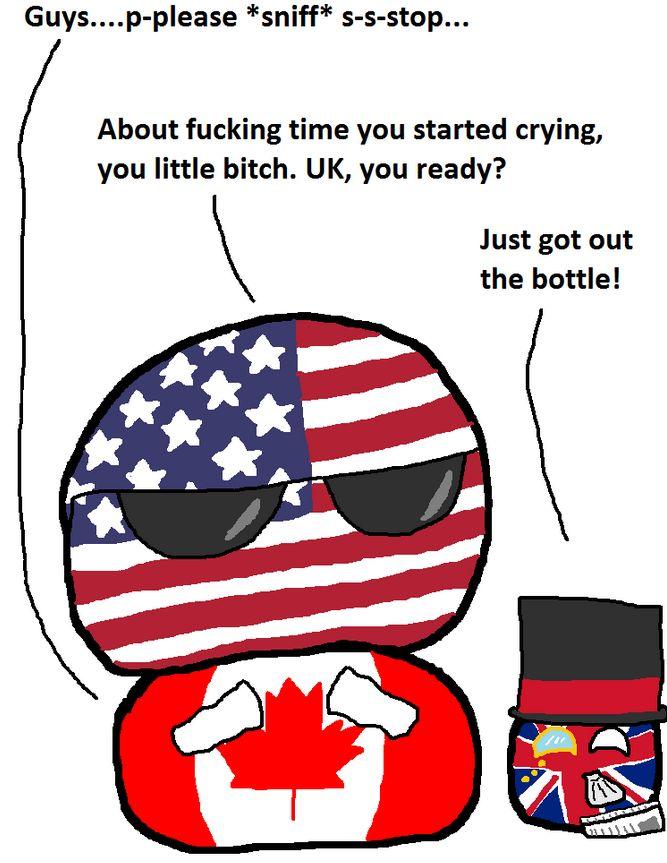 カナダがボコられるよ (8)
