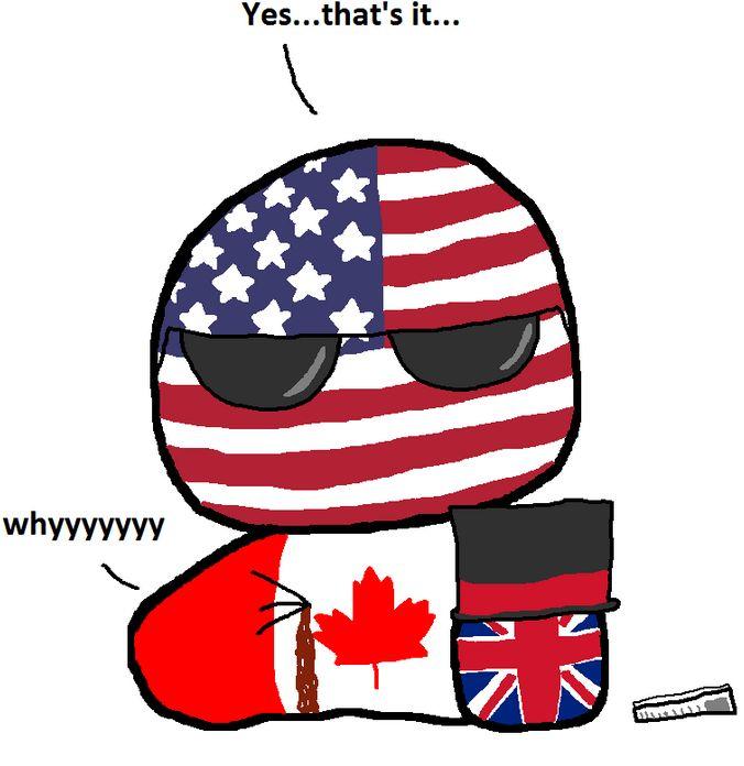 カナダがボコられるよ (10)