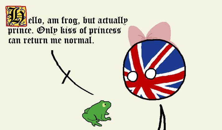 カエルの王子様 (1)