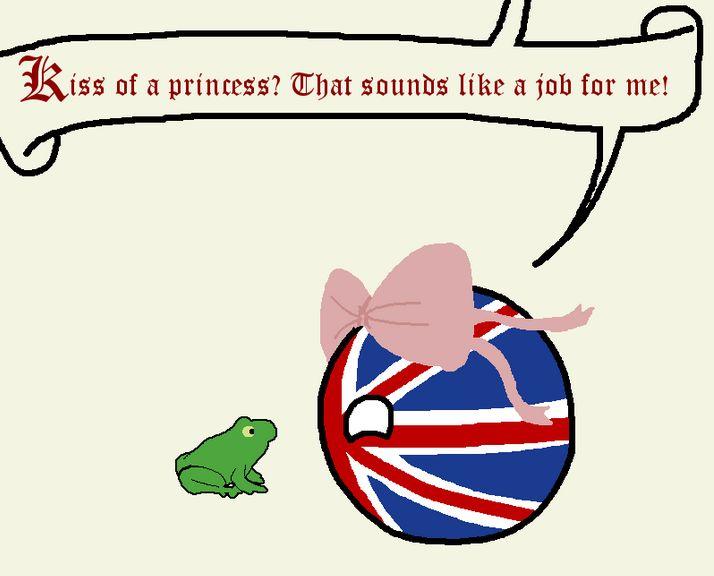 カエルの王子様 (2)