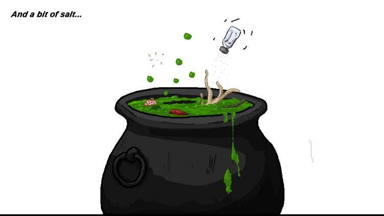 地獄のスープ (4)