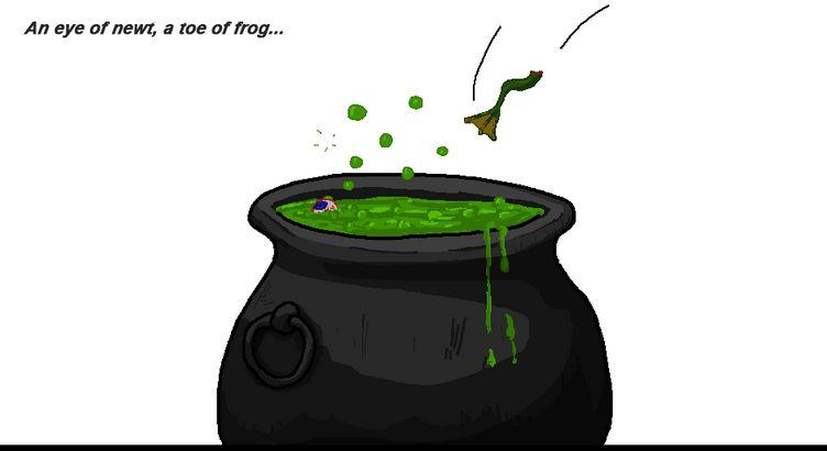 地獄のスープ (1)
