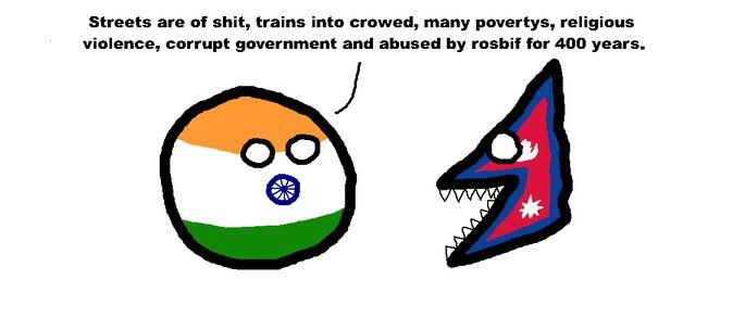インドとネパールの関係 (1)
