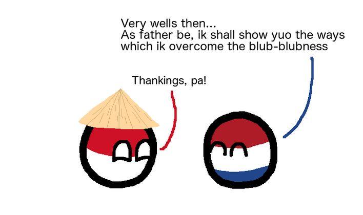 インドネシアがブクブクよ (5)