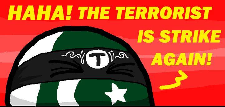 テロリストの倒し方 (3)