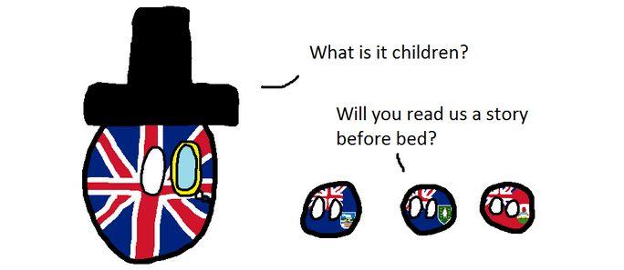 イギリスの伝承 (2)