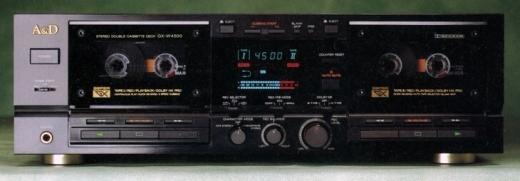 A&D GX-W4500 AH