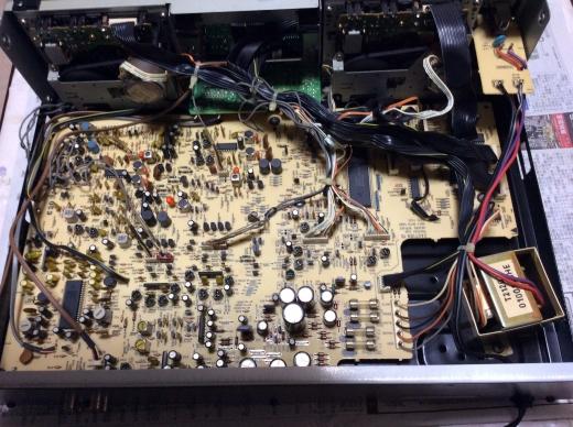 GX-W4500内部