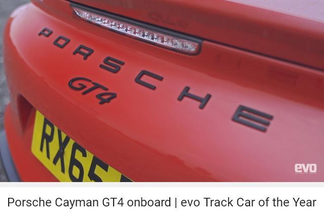 ポルシェケイマンGT4_EVO_TrackCarOfTheYear