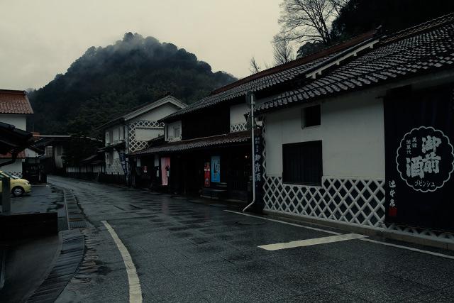 岡山県 真庭市 勝山
