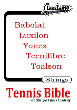 TENNIS BIBLE