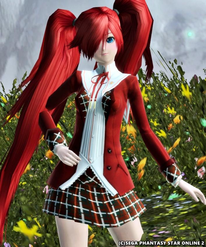 可愛い制服(*´ω`*) アカデミアブレザーF紅