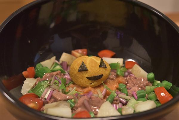 馬肉スープ缶アレンジレシピ