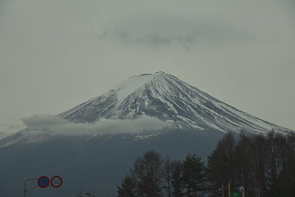 富士山さようなら~