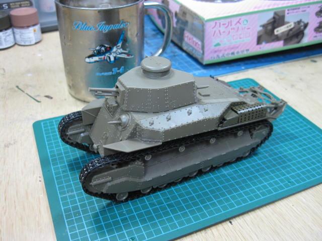 八九式中戦車甲型 の3