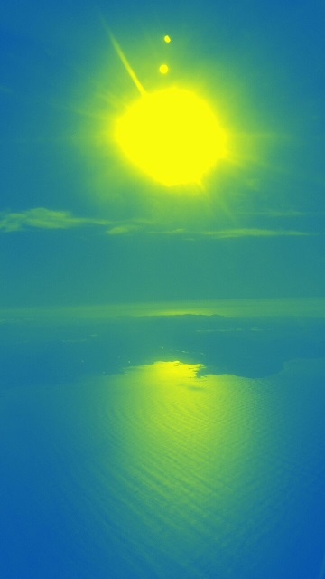 【ダンスレッスンに行ったミーママがアジアの空から見た朝日】03