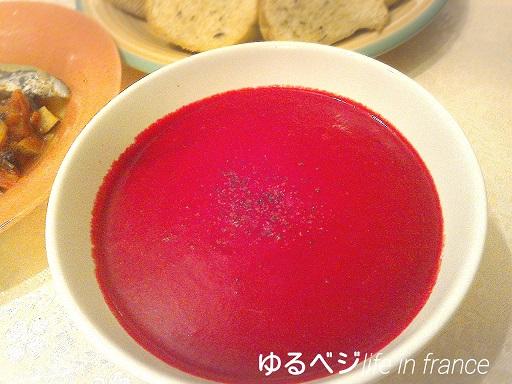 beet soup⑤