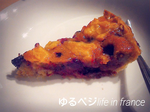 mix berry tarte③