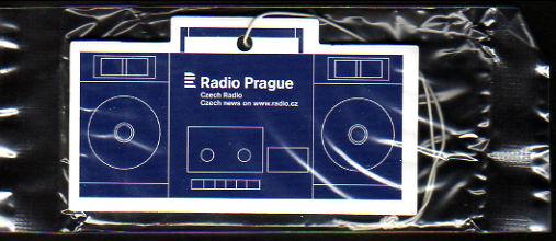 2016年3月15日 インターネット放送受信 ラジオ・プラハ(チェコ)