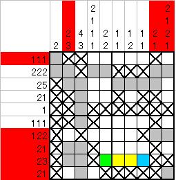 ポケモンピクロス練習②4