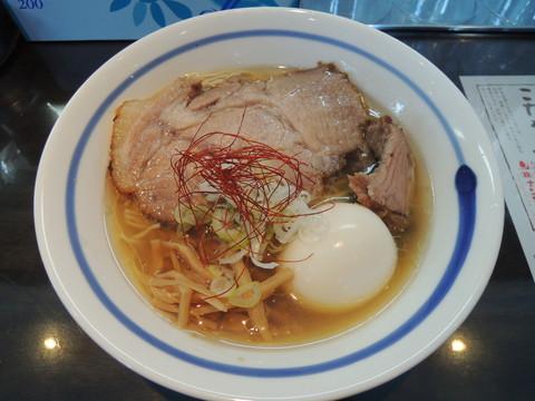 特製塩らぁ麺(980円)