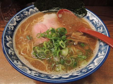 煮干らーめん(680円)