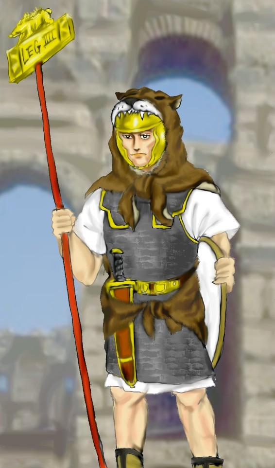 ローマ軍団