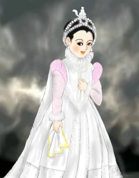 スペインの王女