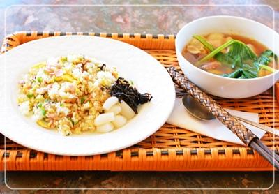 炒飯lunch