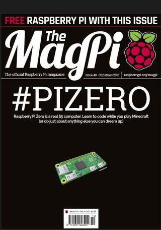 Raspberry Pi Zero _MAG_00