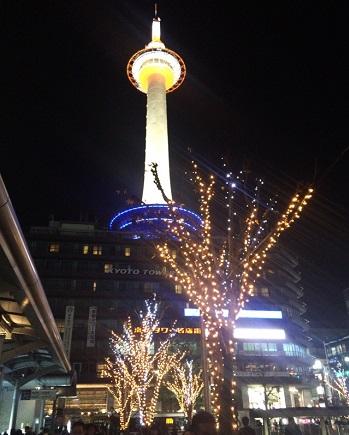 京都タワー121