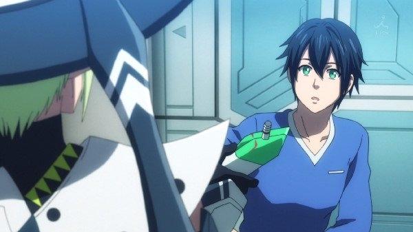 PSO2アニメ9話