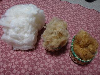 2015年の綿の収穫