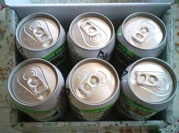 淡麗グリーンラベル限定デザイン6缶