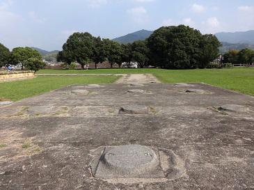 DSC01997川原寺跡