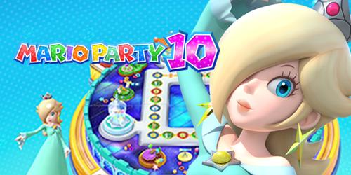 ロゼッタまとめマリオパーティ10