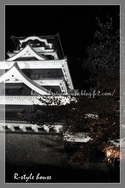 熊本城の桜5