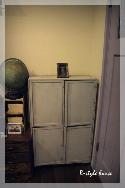 手作り本棚9
