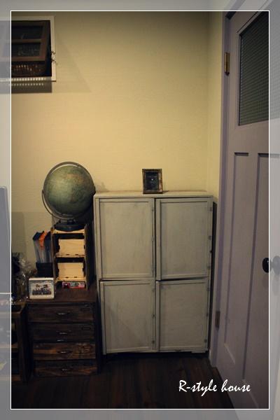 手作り本棚12