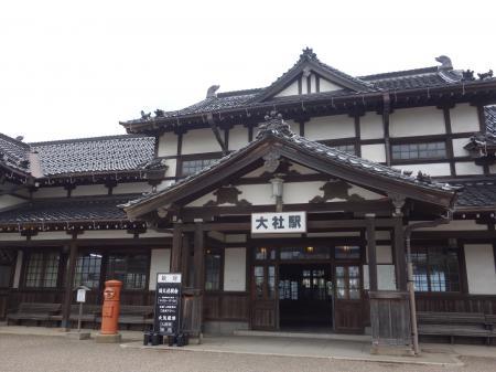 大社駅-1