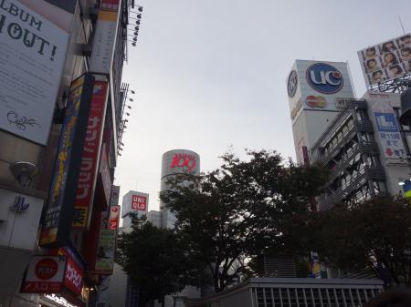 渋谷(1)