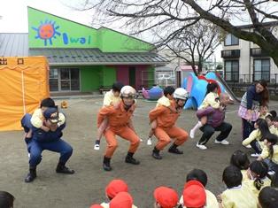 消防訓練 (2)