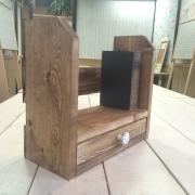 【親子DIY教室】引き出し付きミニ本棚