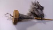 ペットの毛で毛糸を紡ごう!小松えり奈さま