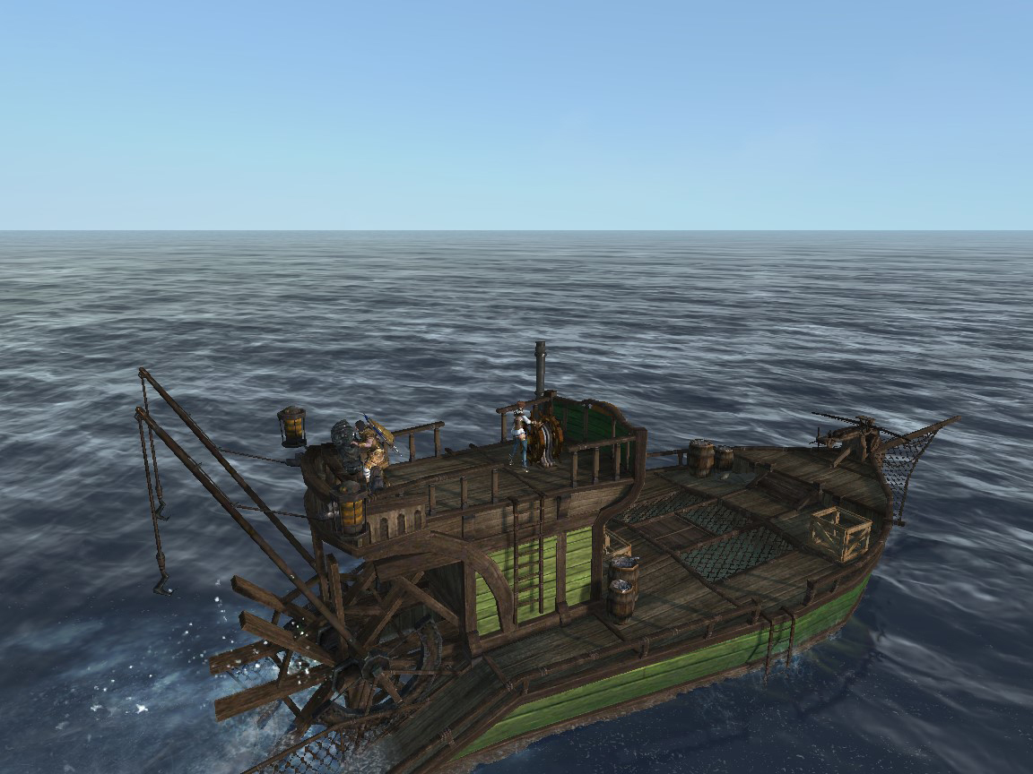 造船5漁船完成