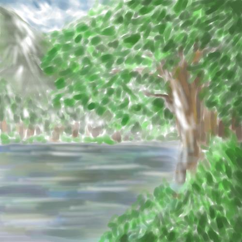 空想風景画