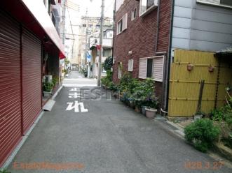 阪南前面道路