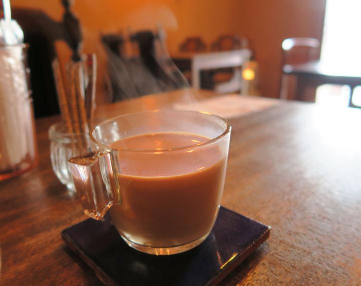 喫茶ラクタ