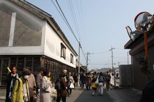 引田ひな祭り2